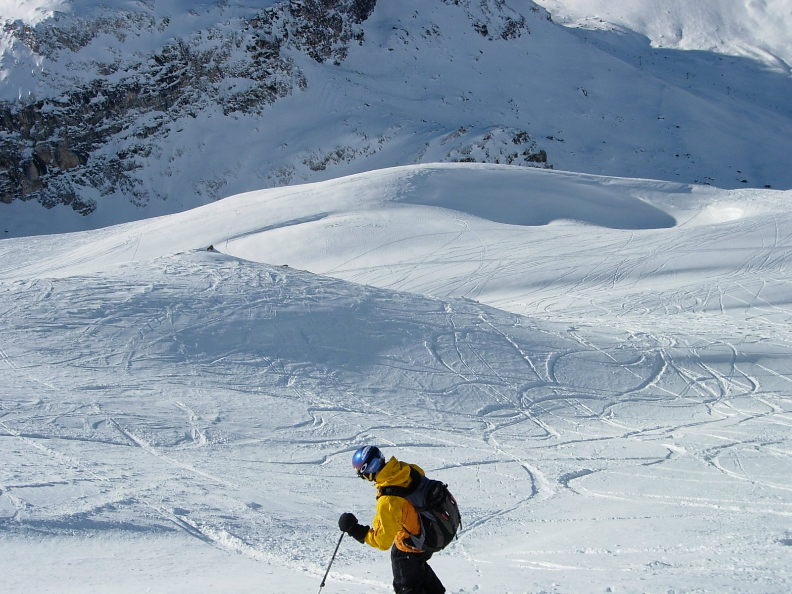 Skisesong i alpene
