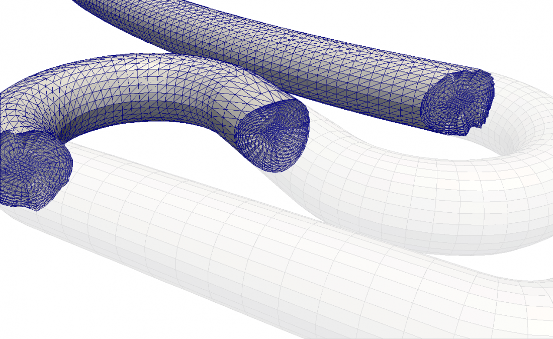 Automating blockMesh pipe geometries in OpenFOAM
